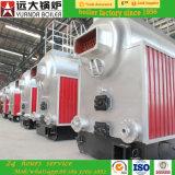 chaudière à vapeur allumée par charbon automatique de grille de chaîne de 4ton 4000kg avec plus de 20 ans Using la vie