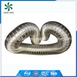 Conducto flexible de aluminio puro semirrígido inflamable