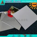 الكتاب 3.2mm منخفضة الطاقة الشمسية الحديد الفضة مرآة لCSP