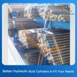 20# 45# Geplateerde Chroom van de Zuigerstang van de Cilinder van het Koolstofstaal het Hydraulische