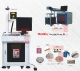 Marcação do laser das bolsas do plutônio e máquina de gravura