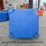 Gebildet China-Qualitäts-im sich hin- und herbewegender Ponton-Plastikdock