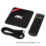 WiFi belastete androider Fernsehapparat-Kasten Amlogic S912 T96 PRO3gb/32 GB Kodi 17.0 intelligenten Fernsehapparat-Kasten vor