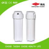Umgekehrte Osmose-weißes Filtergehäuse genehmigt