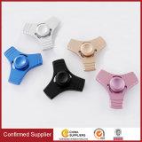 Angst-Autismus-sensorischer Finger-Spielwaren-Metalpeilung-Handunruhe-Spinner