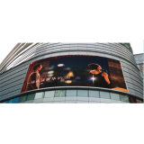 SMD P10 im Freien farbenreiche LED Bildschirm-videowand-Anschlagtafel-Baugruppe bekanntmachend