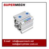 Cq2b Cilinder van de Lucht van het Type van SMC de Compacte Pneumatische die in China wordt gemaakt