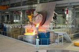 Shell de acero si horno para el hierro de fusión, acero, cobre,