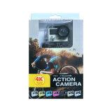 4k 30fpsのスポーツのカメラの動きのフォーマットLCD/OLEDはカメラスクリーンのスポーツDVの二倍になる
