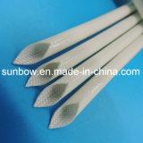 Fibre de verre personnalisée de silicones gainant pour le joint isolant 1.2kv
