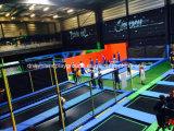Оптовый удобный гимнастический крытый парк Trampoline 2017 для сбывания