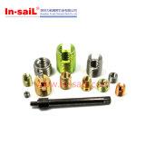 Inserções da inserção rosqueada de aço inoxidável para metais