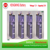 Hengming NiCd Batterie Gnc20 mit der Kapazität 20ah Kpx der Serien-ultra hohe Kinetik-alkalische Batterie-nachladbaren Batterie und der Spannung 1.2V für das Anlassen des Motors