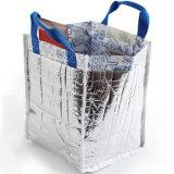 Sacchetto di Tote isolato della borsa del sacchetto dell'alimento della stagnola di Alumunium per la promozione