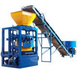Bloc Qt4-26 creux manuel faisant à machine la machine concrète de brique