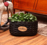 (BC-WF1025) Cestino naturale Handmade ecologico del fiore del salice