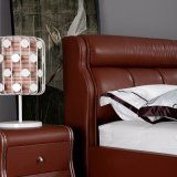 Самомоднейшая новая кровать конструкции для пользы спальни (FB3080)
