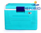 Аттестованная Ce коробка охладителя льда степени цифровой индикации 2-8 Китая 120L