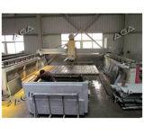 Graniet/de Marmeren Zagende Machine van de Brug met de Scherpe Machine van de Steen (HQ400/600)