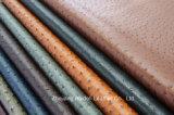 家具のためのだちょうデザインPVC/PU革および耐火性の袋