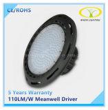 200W Osram 3030 IP65 LED Meanwellドライバーが付いている高い湾ライト