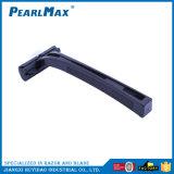 Mann-manueller Plastikgriff-Sicherheits-Rasierapparat