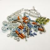 Dispositifs de fixation/boulon, noix Individu-S'accrochante, rivet, noix ronde, vis