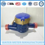 Los contadores del agua domésticos terminan con los conectores