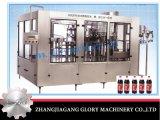 Bebida carbónica automática de la energía que aclara la máquina que capsula de relleno
