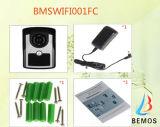 2.4G Wireless WiFi Sécurité à domicile Video Door Intercom Systems Support Téléphone portable