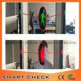 Прогулка детектора металла аркы детектора металла дверной рамы 33 зон через детектор металла