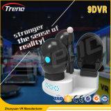 Neuestes elektrisches virtuelle Realität Vr 3D Kino-Simulator-Unterhaltungs-Gerät der Glas-9d