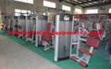 equipo de la gimnasia, máquina de la aptitud, máquina del edificio de carrocería, declinación ajustable + banco abdominal (PT-938)