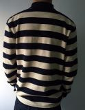 Camicia della banda degli uomini di Custome della fabbrica di alta qualità con il collare di polo