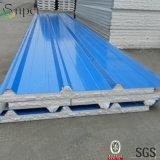 Pannelli a sandwich isolati ENV del tetto della schiuma di stirolo del polistirolo di basso costo