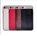 iPhone аргументы за PU польностью защитной кожаный конструкции крокодила случая гибридное противоударное кожаный 7 7 добавочных