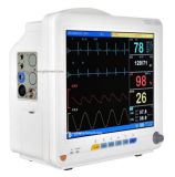 ICU RaumPortable 15 ZollMulti-ParameterKrankenhauspatient-Monitor