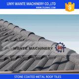 Baumaterial-blaue klassische/Bondc$stein-überzogenes Metalldach-Aluminiumdach-Fliesen