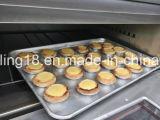 Four rotatoire professionnel de crémaillère d'acier inoxydable de boulangerie de pain avec du ce