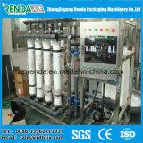 Máquina pura completa do tratamento da água da osmose reversa