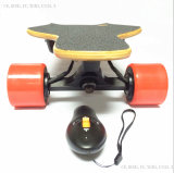 Легкое портативное электрическое балансируя Longboard с дистанционным управлением