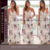 Самое последнее флористическое напечатанное платье вечера вскользь партии Boho длиннее макси (TOSM7114)