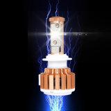 Più nuovo faro dell'automobile del CREE LED 30W V16 H7 del Turbo