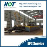 De hete Baggermachine van de Zuiging van de Snijder van de Duim van de Mijnbouw Machine12