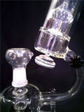 Qualité en verre en verre de Shisha de conduite d'eau AA-69 bonne/narguilé en verre