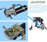 DCの車椅子の動力を与えられた車椅子モーターコントローラ及びジョイスティックのレバー