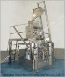 Производственная линия измерения Nuoen автоматическая упаковывая машины упаковки частиц порошка
