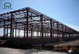 Steel Warehouse Construction for Logistics