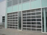 Коммерчески прозрачная пластичная дверь панелей штарки ролика поликарбоната занавеса (Hz-TD01)
