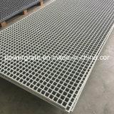 Anti-Slip FRP fibra de vidrio moldeada Grating